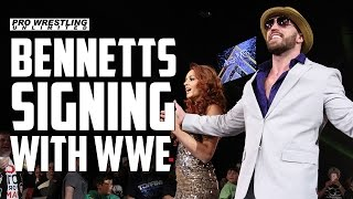 Mike Bennett & Maria Kanellis Close To Signing A Deal With WWE; Could Join The Smackdown Roster
