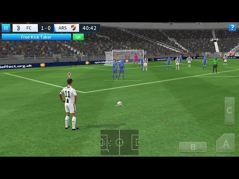 Dream League Soccer 2018 Android Gameplay #58