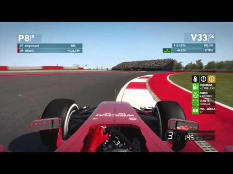 F1 2014 – Flavio Briatore S1 – USA GP – xKozik