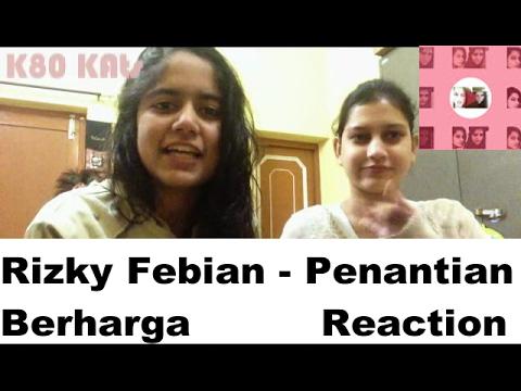 download lagu Rizky Febian - Penantian Berharga Reacti gratis