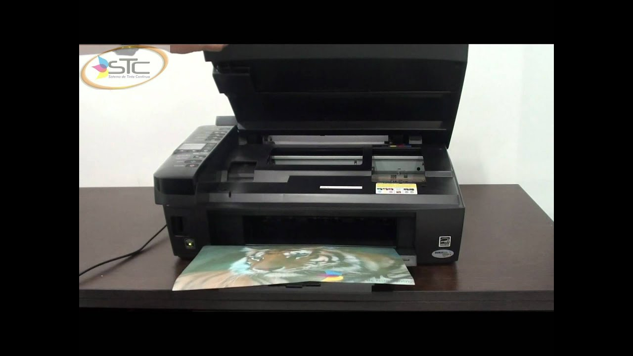 Impresora Epson Tx420w Multifuncional Epson Tx420w