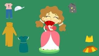 Мультики для детей - Машины одежки - Театр (15 серия)