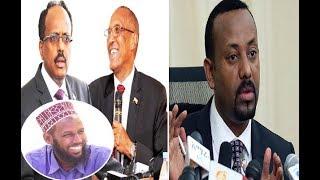 Wararka Somalia: Abiy Ahmed oo Muuse Biixi ku haysta la shaqeeynta Mucaaradka DFS & Jawaabta S/Land