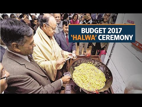 Printing of Union budget starts with the traditional Halwa Ceremony