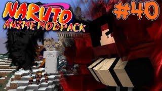 BECOME A JINCHUURIKI! || Naruto Anime Modpack Episode 40 (Minecraft Naruto Anime Mod)