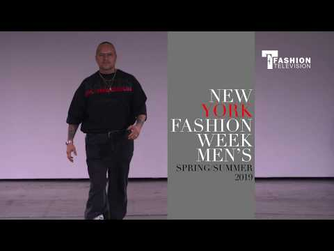 New York Fashion Week Men's Spring Summer 2019 Day 1 Highlight