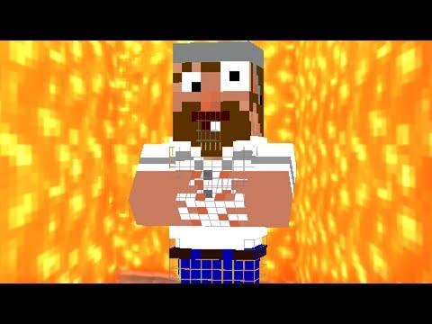 Minecraft vs Zombies   ZOMBIE TORTURE!! (Crazy Dave goes CRAAAZY!!)   PvZ  Mod Showcase