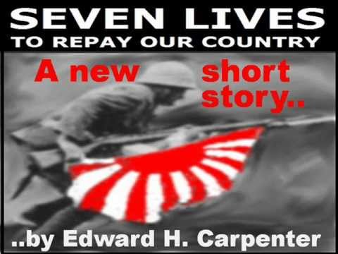 Seven Lives to Repay Our Country - Book Trailer