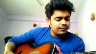 Sanam re(title track)cover by sourav