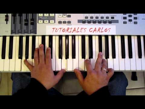 Tu mano me sostiene - Juan carlos alvarado tutorial carlos