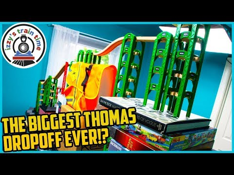 The BIGGEST THOMAS DROP OFF EVER