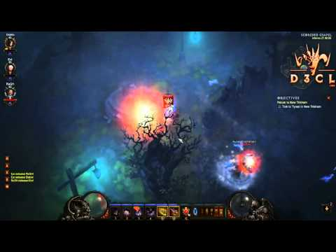 Diablo 3 - PTR FIRST PVP -15th January [pl]