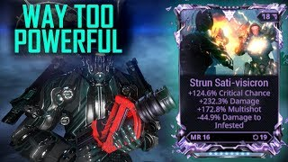 HOW TO MAKE THE STRONGEST STRUN WRAITH POSSIBLE
