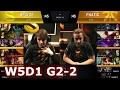 Lagu Fnatic vs Splyce | Game 2 S7 EU LCS Spring 2017 Week 5 Day 1 | FNC vs SPY G2 W5D1
