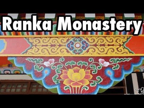 Ranka Monastery and Sikkimese Food near Gangtok, India 2013