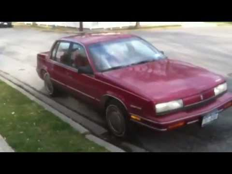 Look at a 1991 Oldsmobile Cutlass Calais