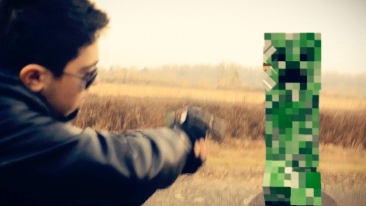 Minecraft Creeper In Real Life Maxresdefault.jpg