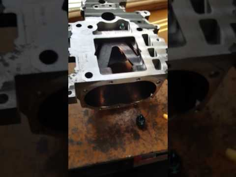 Eaton GEN3 M90 supercharger case needle bearings removal. HOW TO!