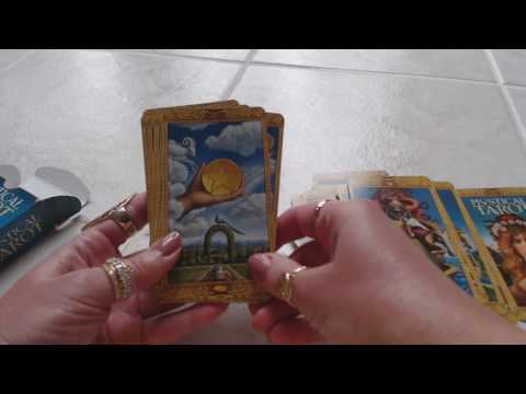 Traceyhd's Review Of The Mystical Tarot