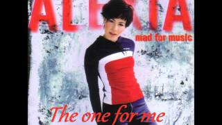 Watch Alexia The One For Me video