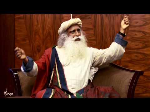 Relevance And Importance Of Beards And Facial Hair - Jaggi Vasudev (full Hd) video