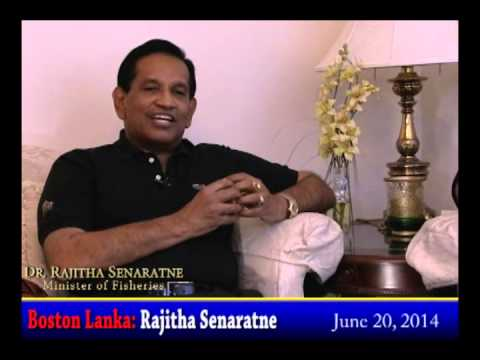Boston Lanka: With Rajitha Senaratne