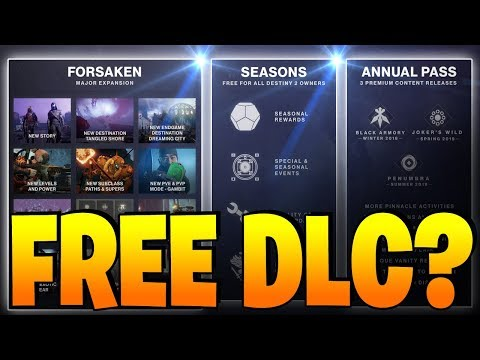 People Need To Stop Bitching About The Price Of The Forsaken DLC. thumbnail