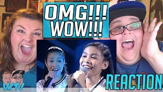 OMG OMG!! The Voice Teens Philippines Battle Round: Christy vs. Mica - Ave Maria COMMENTARY!! 🔥