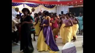 JOEL MWINUKA SISTER'S SENDOFF DANCE