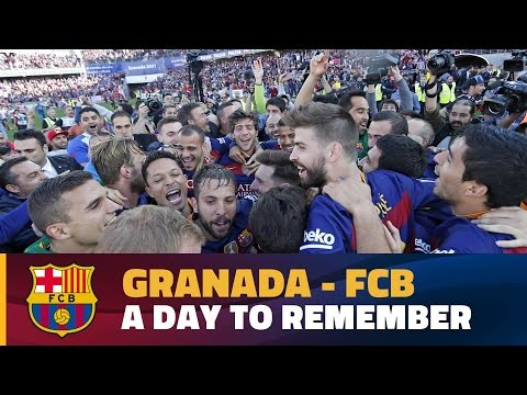 Granada – FC Barcelona: A day to remember in 90 seconds