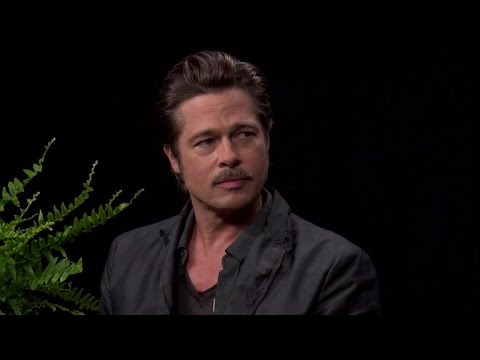 Zach Galifianakis Asks Brad Pitt About Jennifer Aniston's 'Friends' on 'Between Two Ferns'