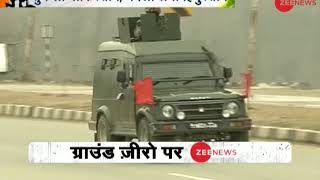 J&K people angry on Pulwama terror attack