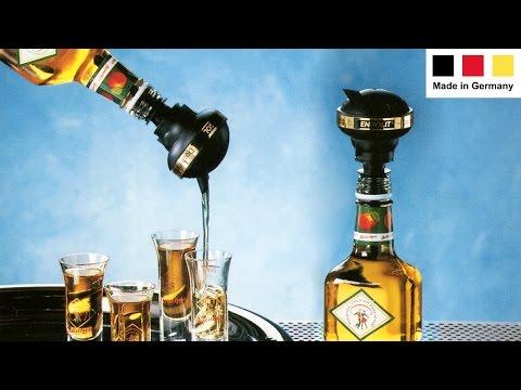 Spirituosendosierer 3 Hebel KB 6H Dosierer 2 cl 3 er Flaschenhalterung Schnaps