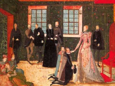 John Dowland - Queen Elizabeths Galliard