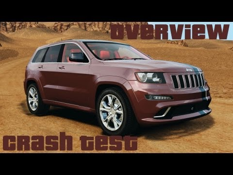 Jeep Grand Cherokee STR8 2012