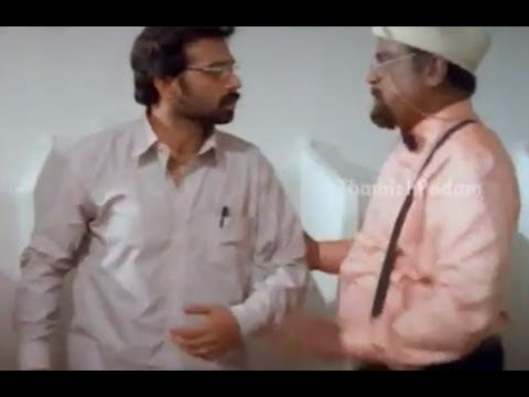 Kolai Kutram Movie Scenes - Kota Srinivasa Rao Helping Jd Chakravarthy - Meena video