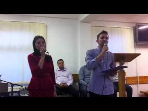 Zaharia si Isaura de la Toflea 2013-Aleluia Tuche Devla/Ti prezenta Devla cana avel