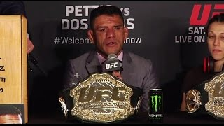 UFC 185: Post-fight Press Conference Highlights