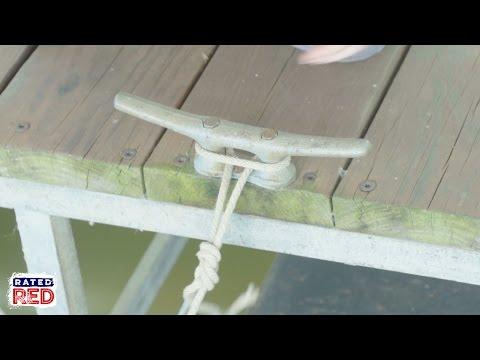 3 Boat Knots for Lake Season