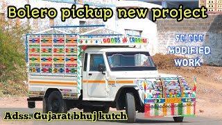 Bolero pickup new project part 2