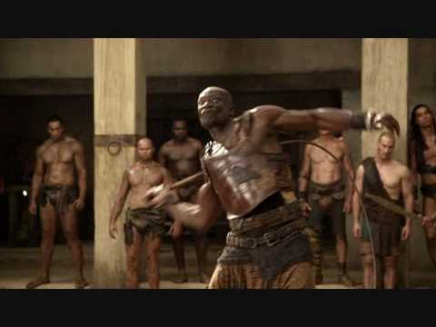 Spartacus Blood And Sand - Move