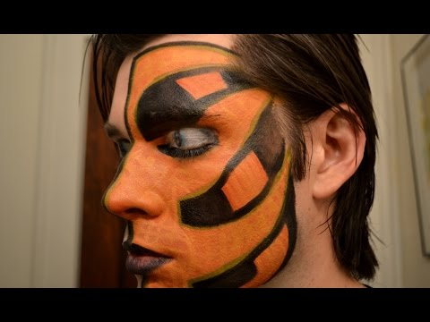 Jeff Hardy Makeup Tutorial