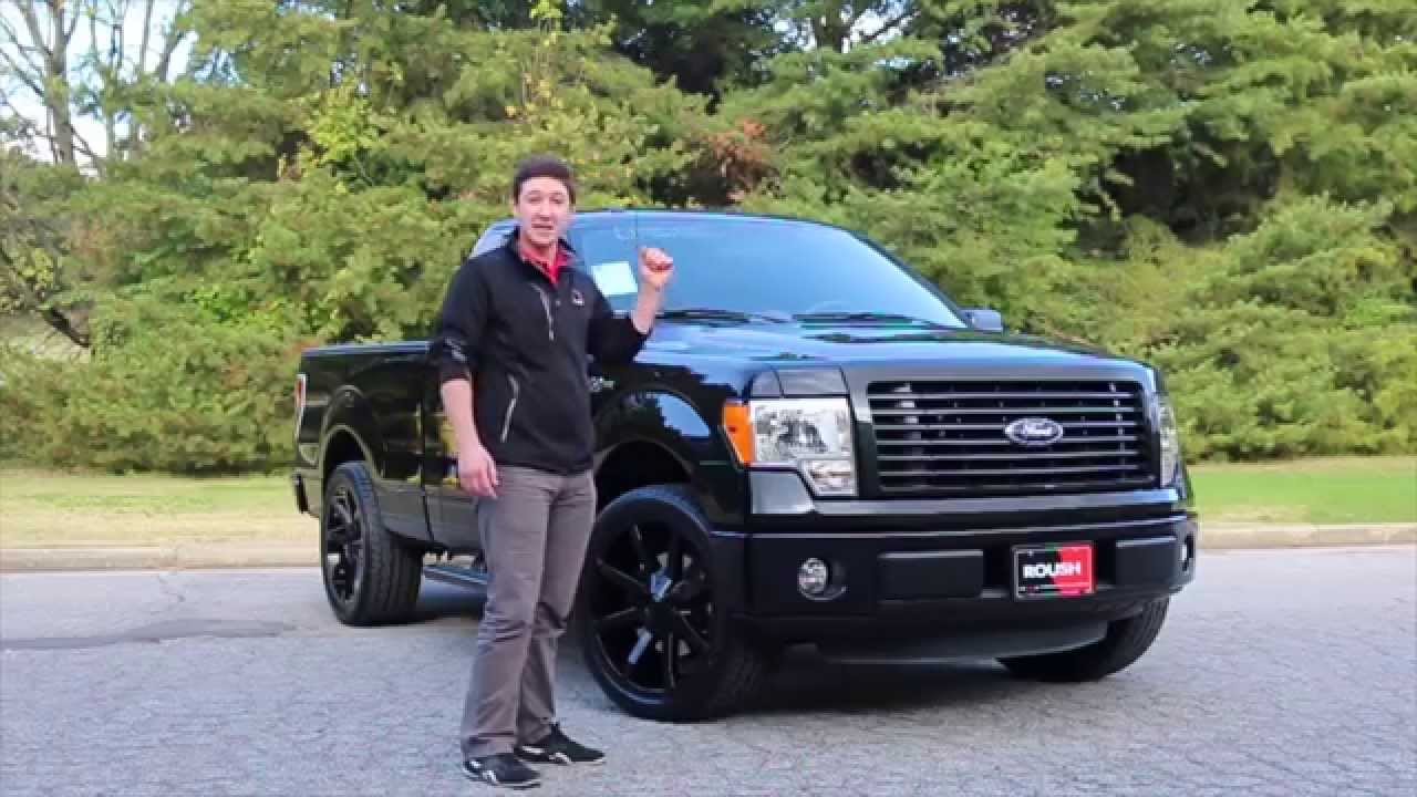 Fastest Trucks 600hp Roush Rt570 F150 0 60 Review