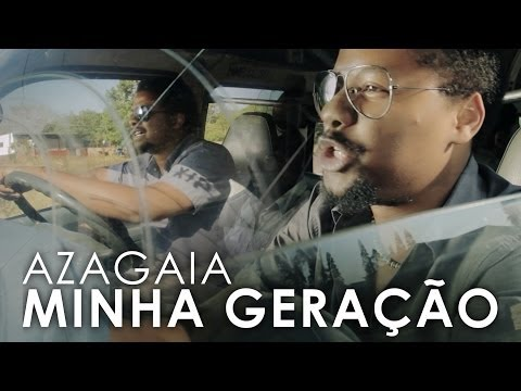 Azagaia - Minha Geração (c  Ras Haitrm & Word Sound And Power) Official Video video