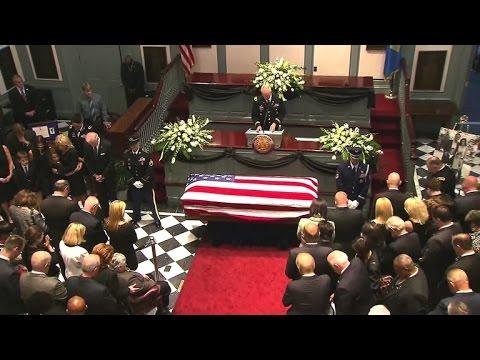 Delaware pays respects to Beau Biden, son of Vice President Joe Biden