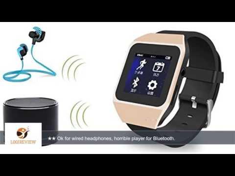 HONGYU® New M367 8gb Intelligent Watch Bluetooth Mp3 Music Player with 1.5