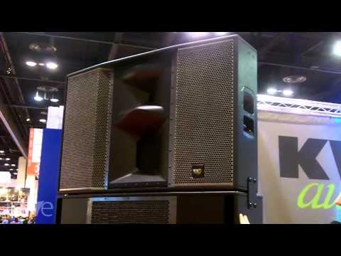 InfoComm 2013: KV2 Audio Presents its SL Series