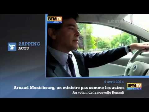 Les coups d'éclat du ministre Montebourg