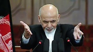 We Will Destroy Terrorists, Ghani Warns Neighbors