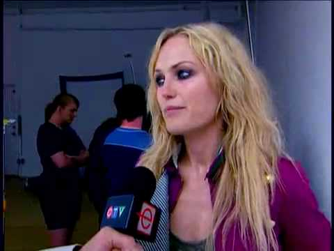 Malin Akerman - Interview 2008